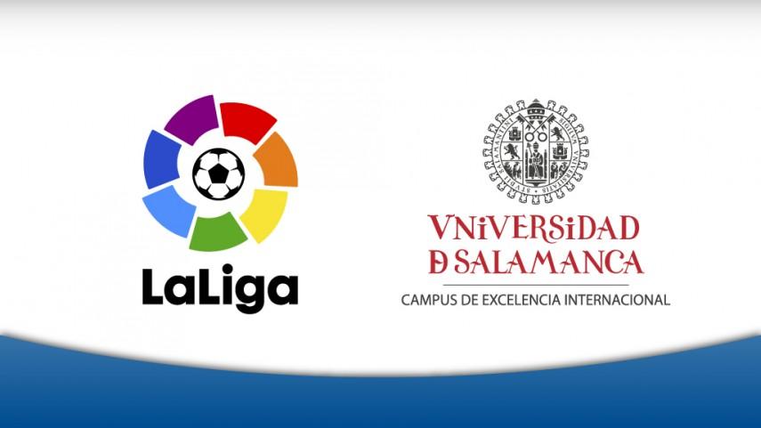 LaLiga y la Universidad de Salamanca lanzan un microsite para el fomento del español en el mundo
