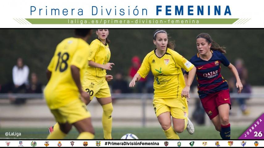 El At. Madrid Féminas no quiere perder la estela del FC Barcelona ni del Athletic Club en la Primera División Femenina