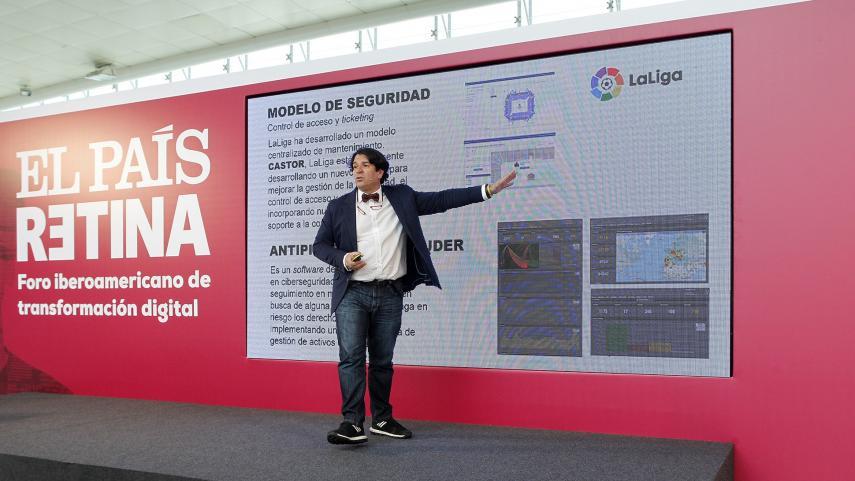 LaLiga, protagonista en el foro de innovación 'El País Retina 2016'