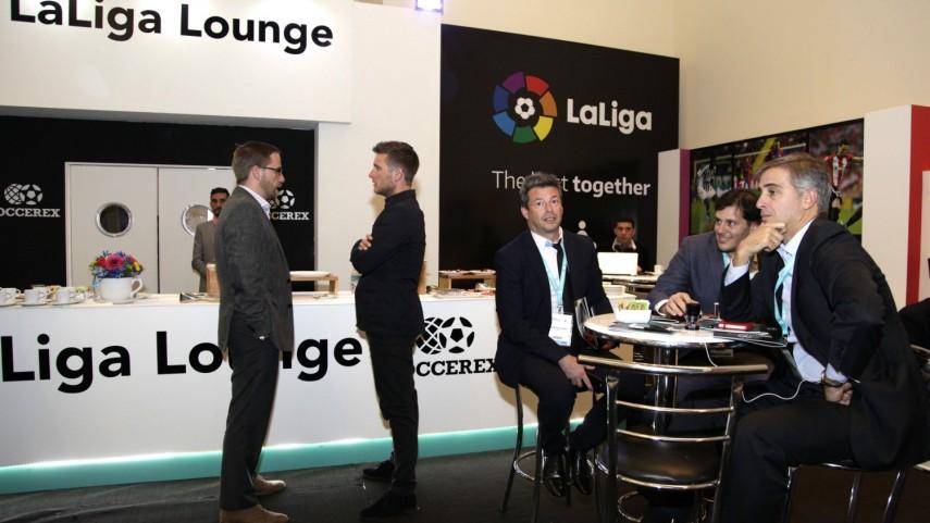 LaLiga ocupará un papel central en Soccerex
