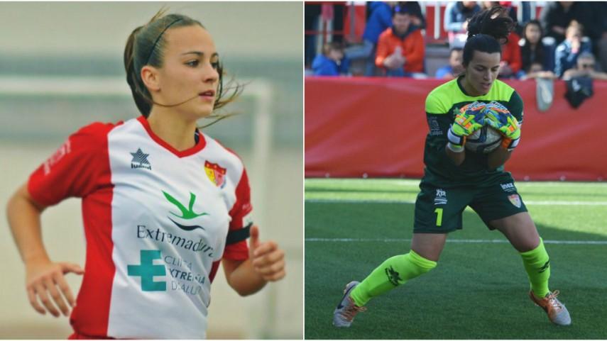 Mimi y Carola, dos ex azulgranas para frenar al FC Barcelona