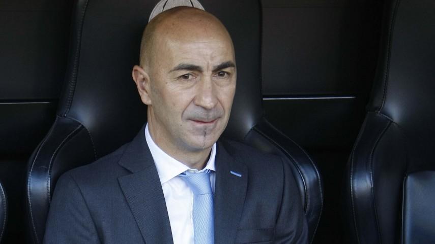 Pako Ayestarán deja de ser entrenador del Valencia