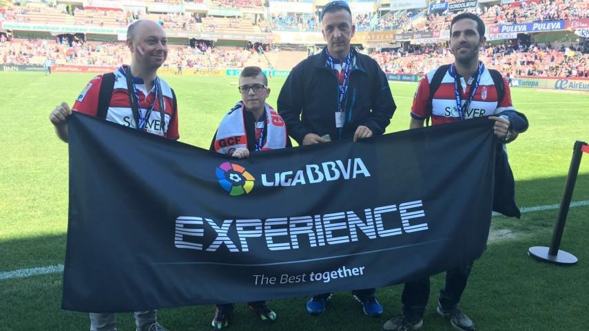 Granada pone fin a la #LigaBBVAExperience con el Barcelona como campeón
