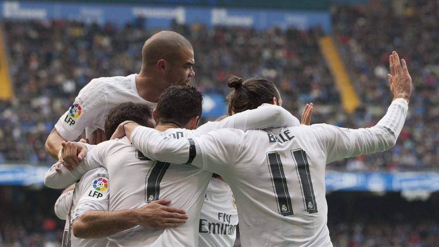 Triunfo sin premio para el Madrid en Riazor