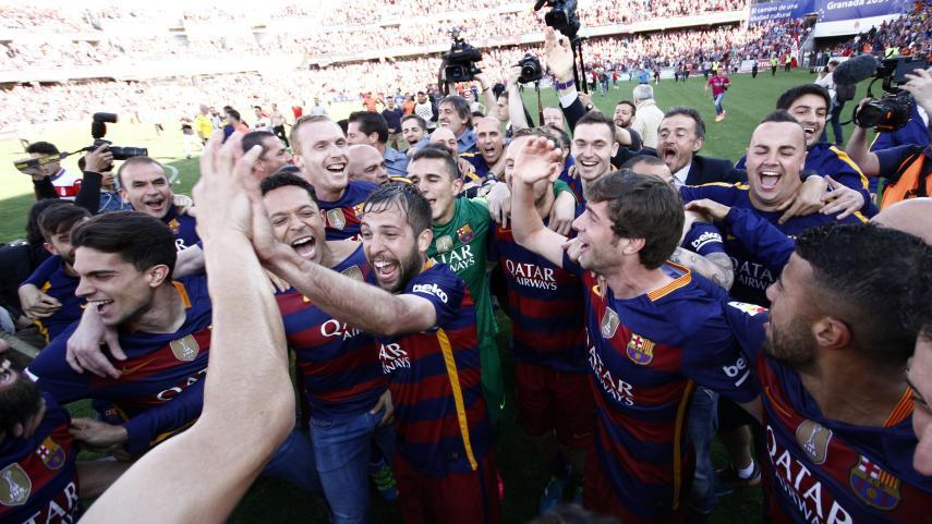 Así se vivió el título del FC Barcelona en las redes sociales