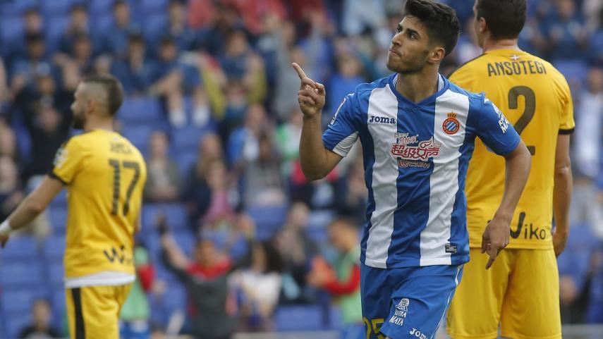 La dupla Moreno-Asensio brilla ante el Eibar