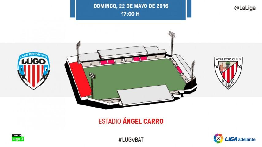 El Lugo quiere remontar el vuelo