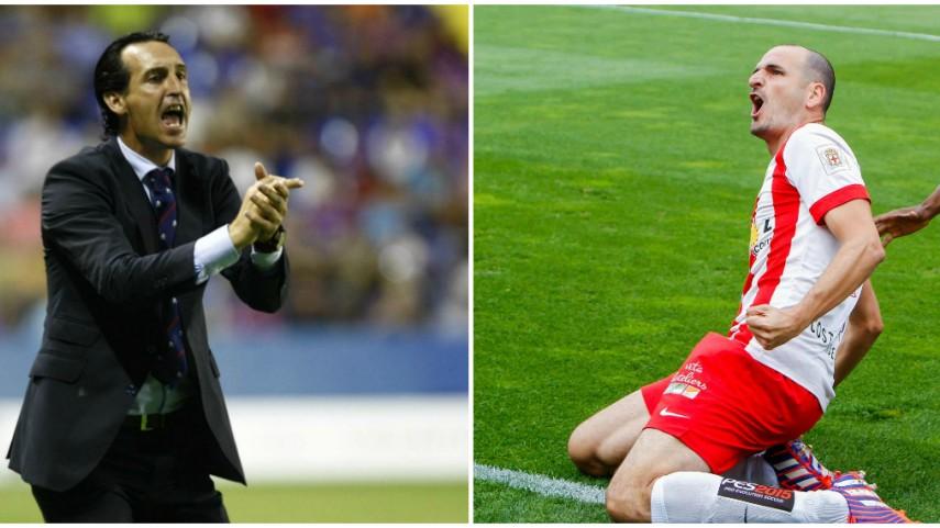 El Almería busca repetir la fórmula de Emery