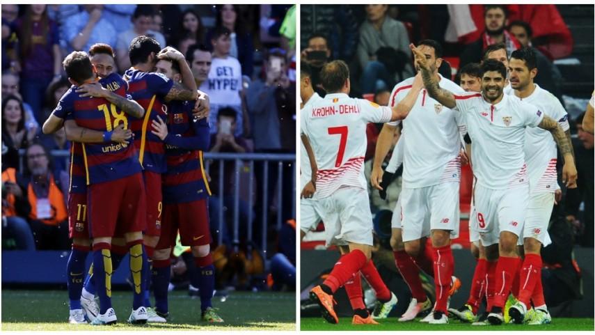Los cinco partidazos de la última década entre Barcelona y Sevilla