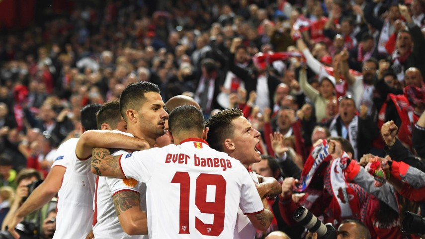 El Sevilla hace historia con su quinto título en la UEFA Europa League