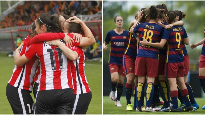 El At. Madrid Féminas se descuelga de la cabeza de la Primera División Femenina