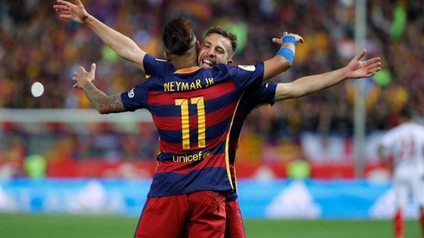 ¡Las redes sociales se vuelcan felicitando al FC Barcelona!