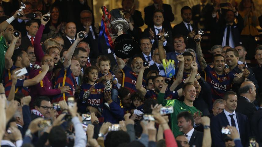 Todos los campeones de la historia de la Copa del Rey