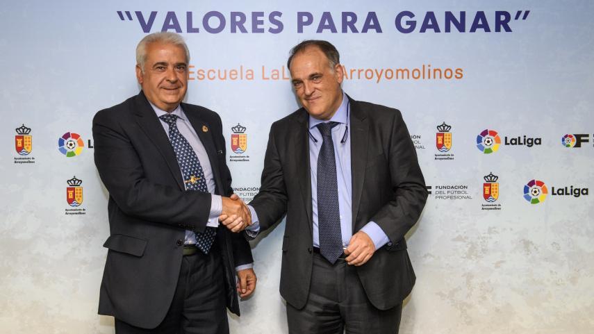 LaLiga y su Fundación ponen en marcha el proyecto 'Valores para ganar'