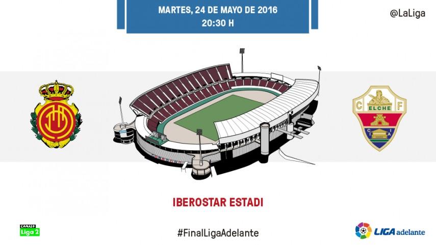Duelo de sueños opuestos en el Iberostar Estadio