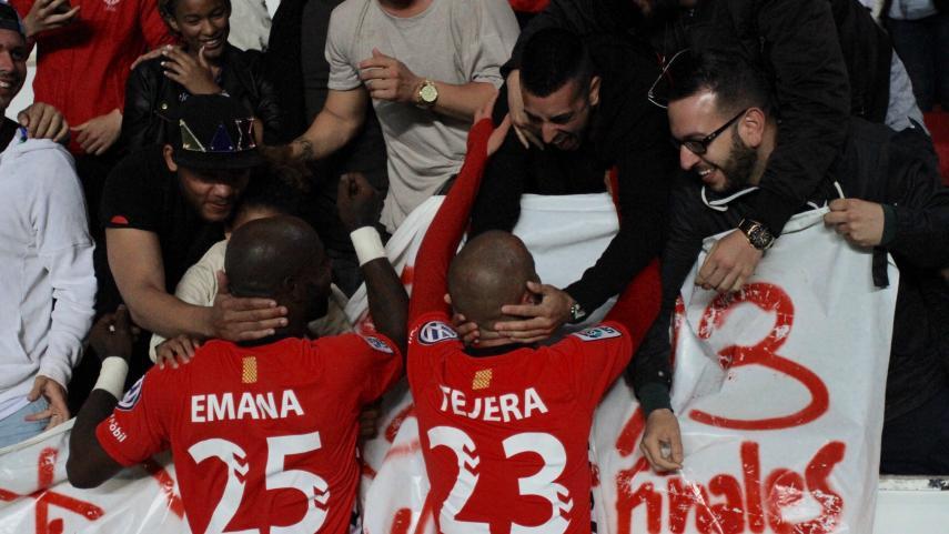 Las aficiones de Osasuna y Nàstic también juegan el play-off