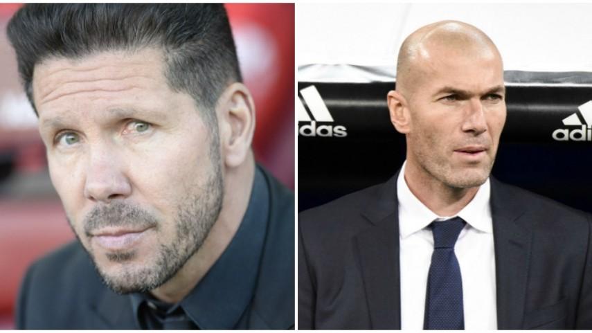 La fe de Simeone y la filosofía de Zidane