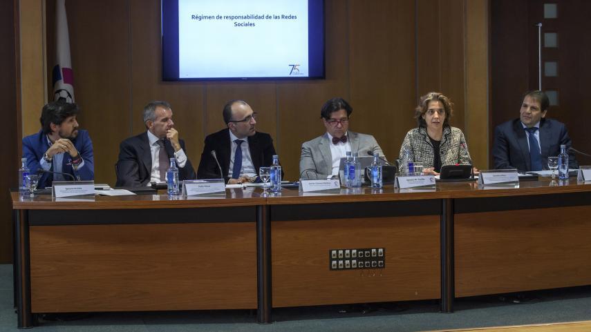 LaLiga acoge una jornada sobre la regulación de uso y gestión de las redes sociales en el fútbol