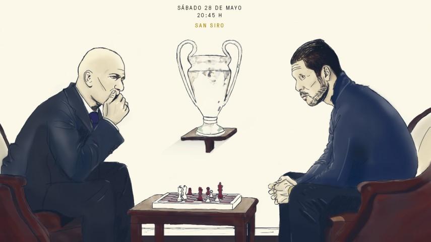 Se busca rey de Europa en Milán