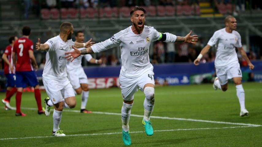 El Real Madrid se alza con el título de campeón de Europa