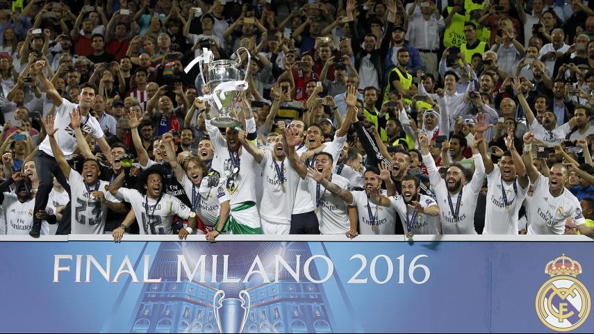 ¡Las redes sociales se vuelcan felicitando al Real Madrid!