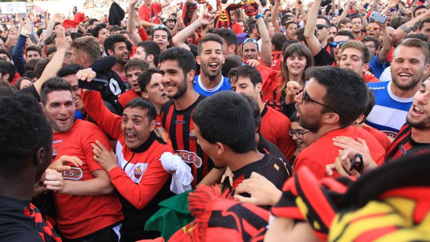 El CF Reus Deportiu, nuevo equipo de la Liga Adelante