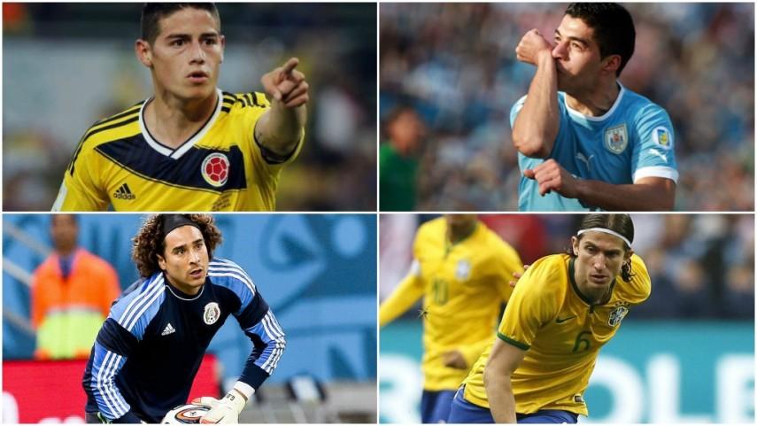 29 jugadores de LaLiga estarán en la Copa América Centenario 2016