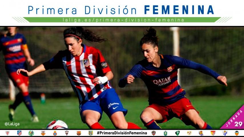 Athletic y FC Barcelona, todo o nada en la Primera División Femenina