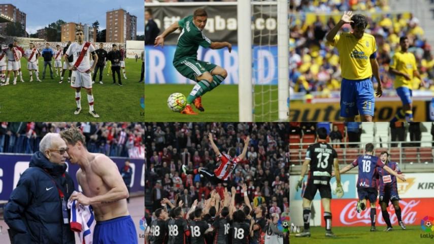 Elige la foto de la temporada en la Liga BBVA
