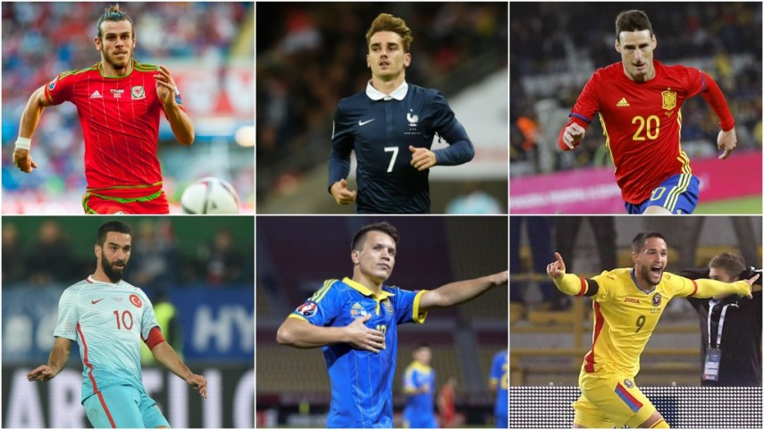 34 jugadores de LaLiga estarán en la Eurocopa 2016