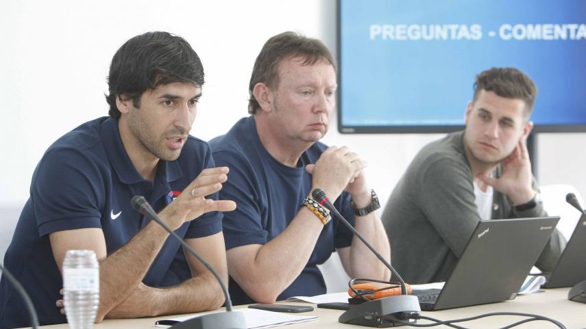 Gran éxito del primer encuentro con responsables de fútbol base de LaLiga