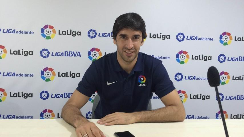 """Raúl: """"Mi primer gol con el Real Madrid ha sido el más especial"""""""