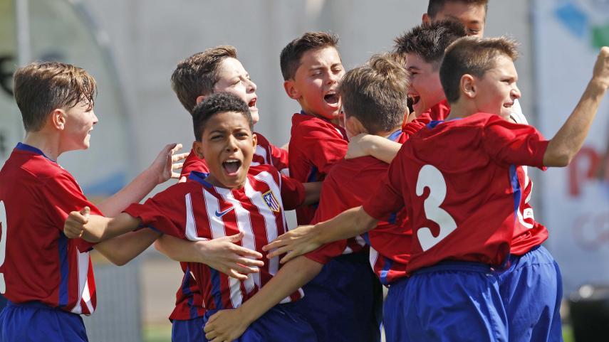 Los cinco mejores goles de LaLiga Promises