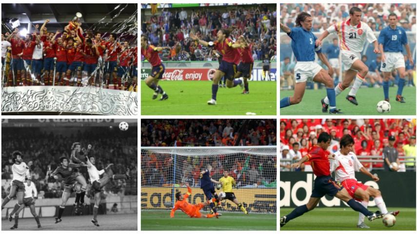 ¿Recuerdas este partido de la selección española?