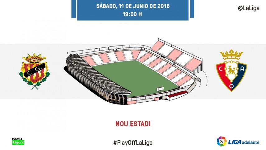 El Nou Estadi de Tarragona tendrá la última palabra