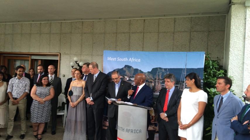 La República de Sudáfrica y LaLiga, de la mano en la expansión de nuestro fútbol