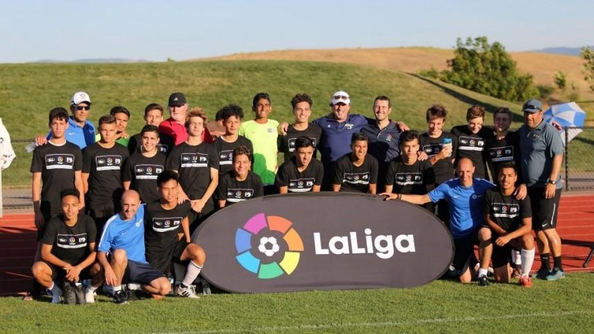 Gran éxito del 2º curso de formación impartido por LaLiga junto a US Club Soccer
