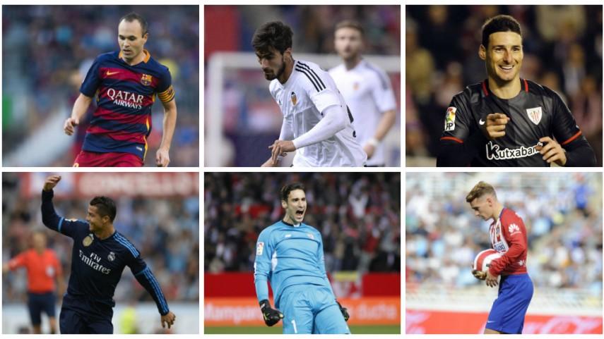 ¿Cuánto sabes de los jugadores de LaLiga que disputan la Eurocopa?