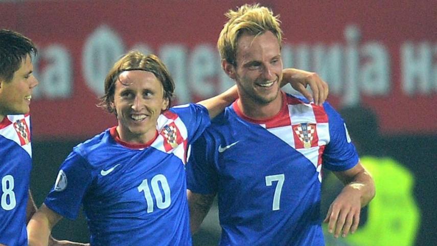 Croacia confía en Modric y Rakitic para dar la campanada en la Eurocopa 2016