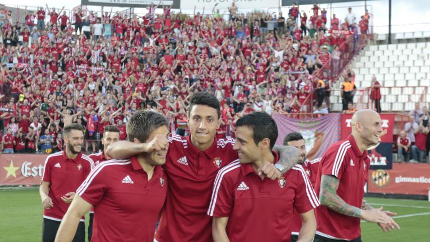 Cinco motivos para creer en el ascenso de Osasuna
