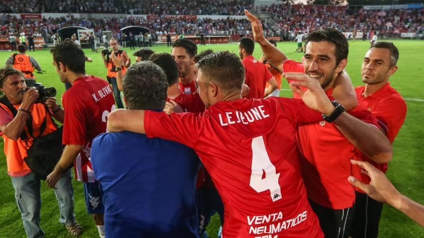 Cinco motivos para creer en el ascenso del Girona