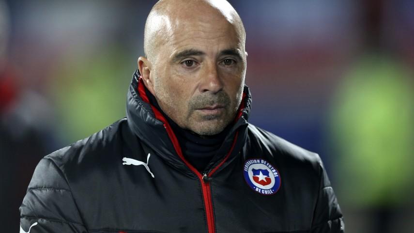 Jorge Sampaoli, nuevo entrenador del Sevilla FC