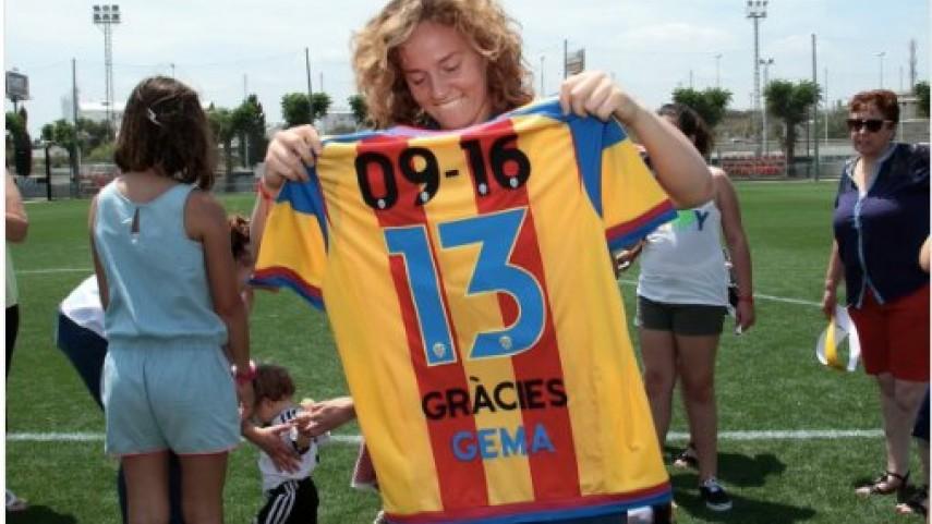 Una despedida de Primera División...Femenina