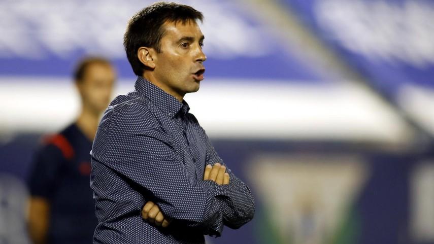 El Leganés renueva a Asier Garitano hasta 2018