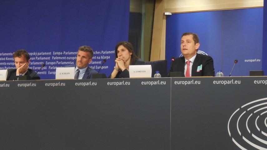 LaLiga pide a las instituciones europeas más esfuerzos contra los amaños de competiciones deportivas profesionales