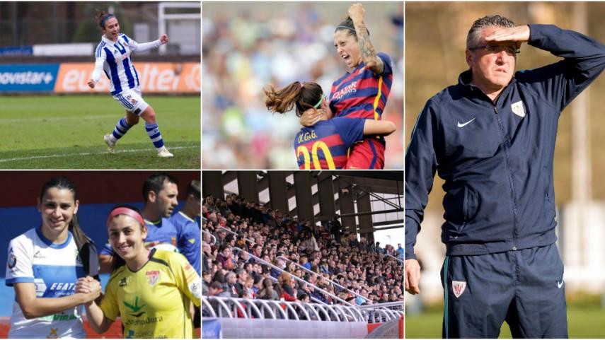 Lo que hemos aprendido esta temporada de la Primera División Femenina