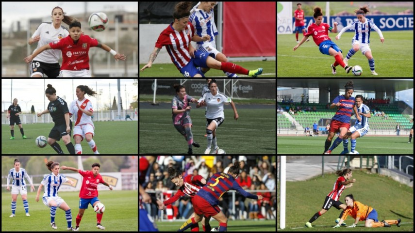 Vota a la mejor defensa de la Primera División Femenina