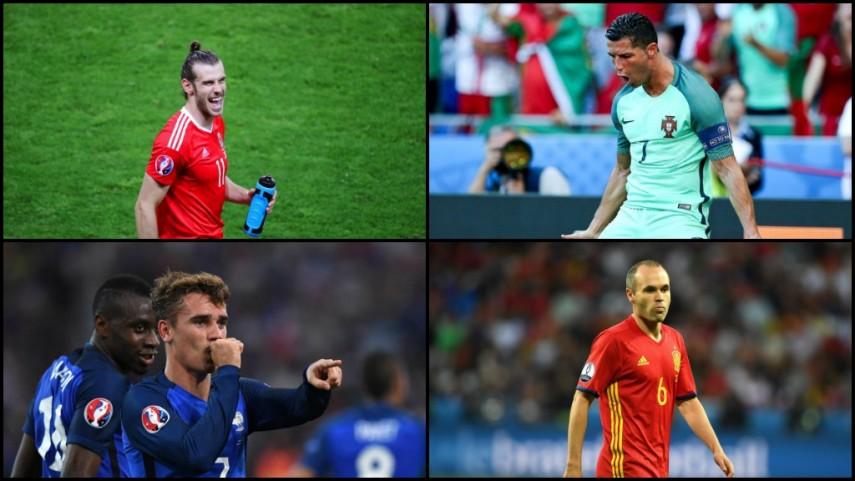 Elige al mejor jugador de LaLiga en la primera fase de Eurocopa 2016