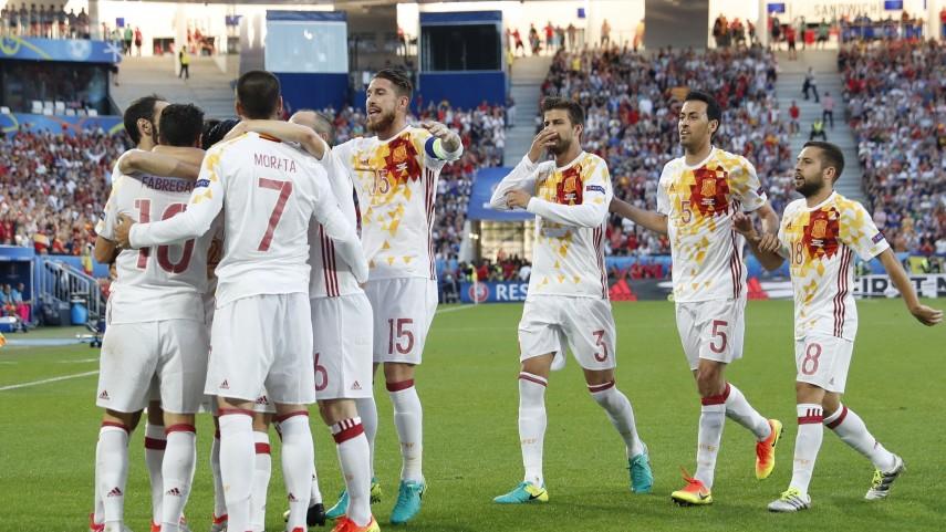 España se reencuentra con el rival ante el que todo cambió
