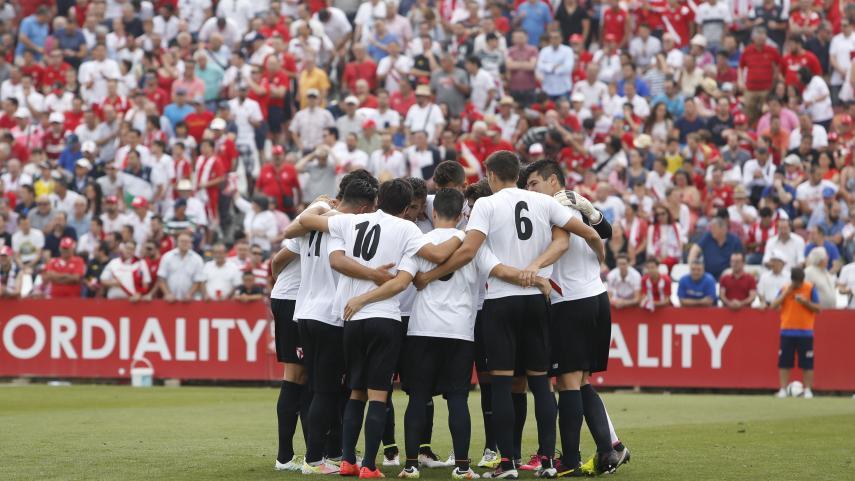 Sevilla Atlético, el éxito de una cantera de oro